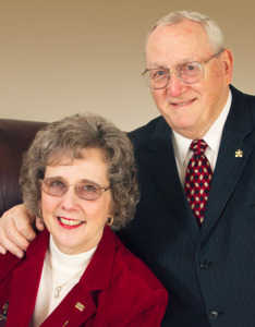 Ron and Donna Bragg